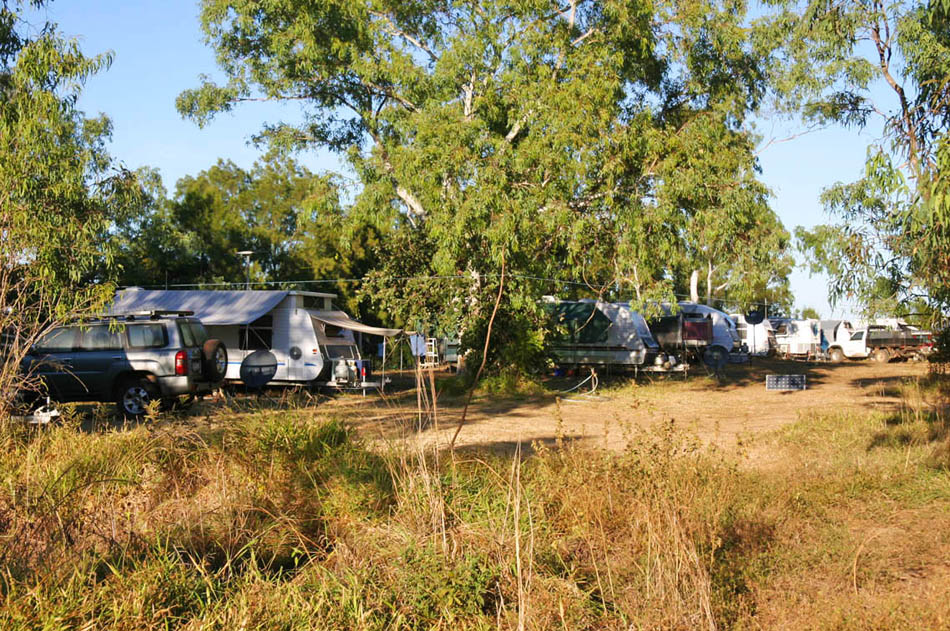 Camping King Ash Bay